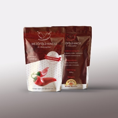 Paprika package